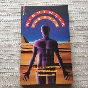 Night walk by Bob Shaw - 1987 VGSF Paperback