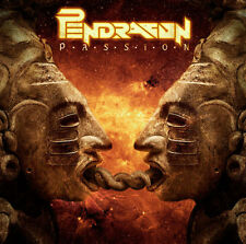 CD + DVD Pendragon - Passion