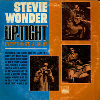 Stevie Wonder - Up-Tight (Vinyl LP - 1966 - US - Original)