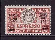 Italienisch Eritrea, Mi-Nr. 120 b C Eilmarken, ungebraucht (21416)