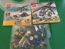 LEGO- CREATOR- CARGO COPTER- 4995- USED- 100% COMPLETE