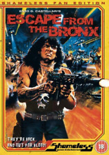 Henry Silva, Mark Gregory-Bronx Warriors 2 - Escape from the (UK IMPORT) DVD NEW