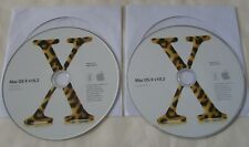 MAC OS X 10.2 JAGUAR Upgrade CD MACINTOSH