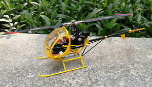 130 class rc helicopter hughes-300 scale fuselage