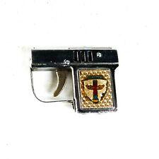 Vintage Gun Pistol Cigarette Lighter