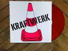 KRAFTWERK 1er LP Vinyl couleur