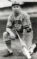 Vintage Photo 1 - Boston Braves - Chet Clemens