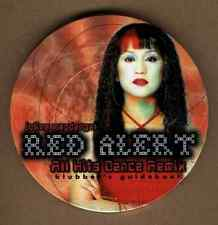 PHILIPPINES:JOLINA MAGDANGAL - Red Alert CD,All Dance Hits Remix,OPM,SEALED!!!