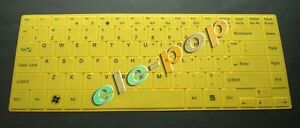 Colorful Keyboard Protector Cover Skin for Fujitsu Lifebook LH530 LH531 BH531