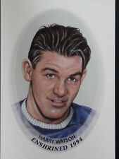 10-11 ITG ENSHRINED -  HARRY WATSON BASE CARD   # 73/175