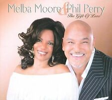 The Gift of Love [Digipak] by Melba Moore/Phil Perry (CD, Sep-2009, Shanachie...