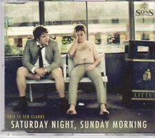 (BA901) This Is Seb Clarke, Saturday Night Sun- 2009 CD