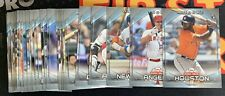 2020 Topps National Baseball Card Day 33 Card Set W/ Yordan Trout Alonso Robert