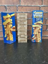 Jenga Original Wood Block Game 2000 Edition by Hasbro MB All Jenga Bricks