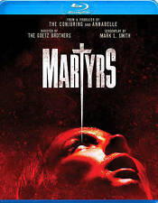 Martyrs (Blu-ray Disc, 2016)  NEW