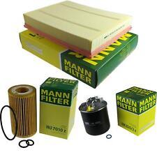 MANN-FILTER PAKET Mercedes-Benz Sprinter 3-T Kasten 906 213 CDI 216
