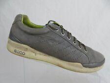 ECCO Hybrid Yak Biom Grey Sz 13 (47 EU) Men Spikeless Golf Shoes