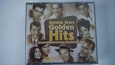 Golden Stars Golden Hits - 120 grössten Erfolge der 50er / 60er - 5 CD Box NEU