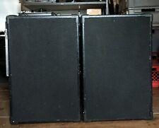 PA-Anlage, PA-Lautsprecherboxen Paar zoffmusic, Musikanlage für DJ's und Bands