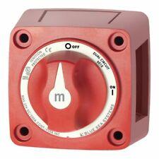 BLUE SEA - 2-poliger Batterie Hauptschalter, m-Serie, 300A