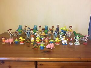 Toy Story Figures Disney Pixar Large Bundle