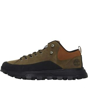 Timberland Mens Treeline Leather shoes with an OrthoLite footbed for comfort