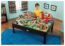 Kidkraft Airport Express Train Set and Table 17976