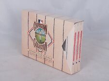 Limited Edition BABE RUTH boxed Set COOPERSTOWN 35mm Film Cels RARE NIB