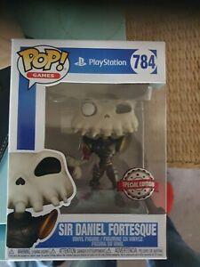 Sir Daniel Fortesque Funko Pop Vinyl PlayStation 784