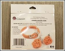 Rope Earrings And Bracelet Kit materials included New