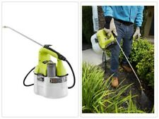 18 Volt Cordless Chemical Sprayer Outdoor Garden Backyard Farm Tool