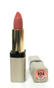 Loreal Colour Riche Lipstick Touch of Pink 104