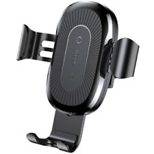 Gravity Holder BASEUS supporto Samsung Galaxy S8 S9 Plus ricarica Wireless SPW