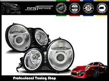 NEUF FEUX AVANT PHARES LPME01 MERCEDES W210 CLASSE E 1995 1996 1997 1998 1999