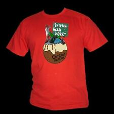 National Lampoons CHRISTMAS VACATION - Chevy Chase cousin Eddie mens t-shirt