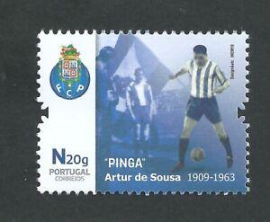 Portugal 2019 - Pinga, Artur de Sousa - FC Porto old glory set MNH