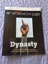 ESPN SportsCentury DYNASTY Magazine EXCELLENT December 12, 1999