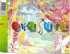ERASURE - Always CD SINGLE 3TR (INDISC BELGIUM) 1994 Synth-Pop