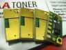 "4 x "" Toner Chip "" for Imagistic-Oce (Pitney Bowes) OCE CM3521 Refill"