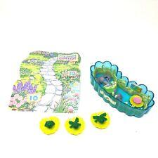 Littlest Petshop Splash n Jump Frog Jumping Contest Playset VTG 90s Kenner Toy