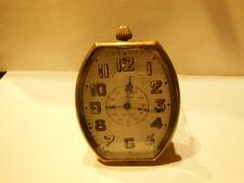Beau réveil  De Voyage  Pendulette, horloge,Collection 1930 SEPTIMA Watch Suisse