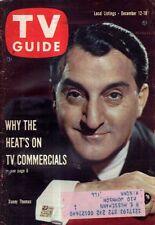 1959 TV Guide December 12 - Danny Thomas; James Stewart; Tom Tryon; Red Skelton