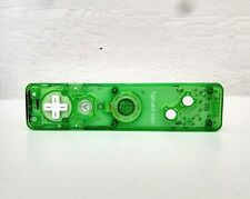 Rock Candy Green Remote Game Pad Controller for Nintendo Wii AS IS Parts Repair