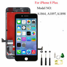 High Quality a Black iPhone 8 Plus Screen Replacement LCD 3d Touch Screen