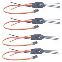4 x Simonk 12A 2-3s Brushless ESC Speed Controller for QAV250 FPV KK 260 RC Quad