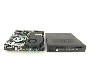 HP EliteDesk 800 G2 Mini Chassis W/ Motherboard 801739-001, HeatSink And Fan