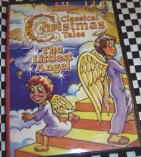 Classical Christmas Tales The Littlest Angel DVD