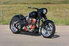Harley-Davidson Fat Boy 2009 Lower cowl belly pan