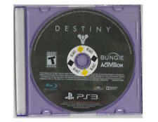 DESTINY(Sony PlayStation 3, 2014) DISC ONLY comes in a jewel case clean free DVD