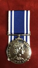 Police Force Long Service And Good Conduct LSGC Medal Superb Copy Replacement